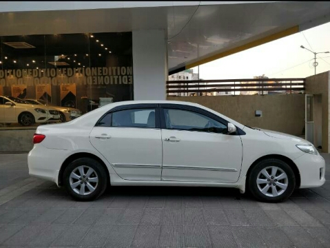 2012 Used TOYOTA COROLLA ALTIS 1.8 VL AT