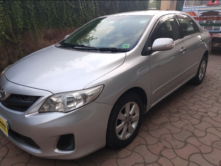 2012 Used TOYOTA COROLLA ALTIS G DIESEL
