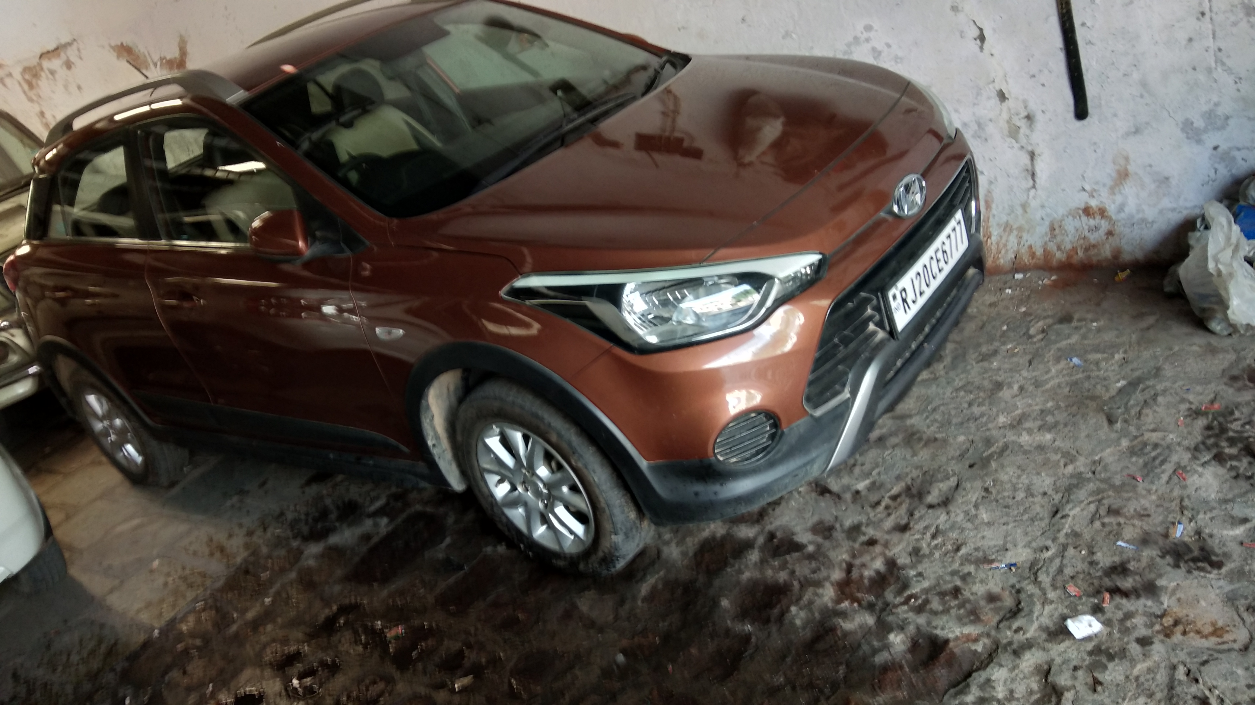 2015 Used Hyundai I20 Active 1.2