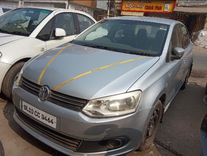 2011 Used Volkswagen Vento HIGHLINE DIESEL