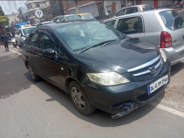 2007 Used Honda City Zx EXI