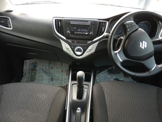 2016 Used Maruti Suzuki Baleno ZETA AT 1.2