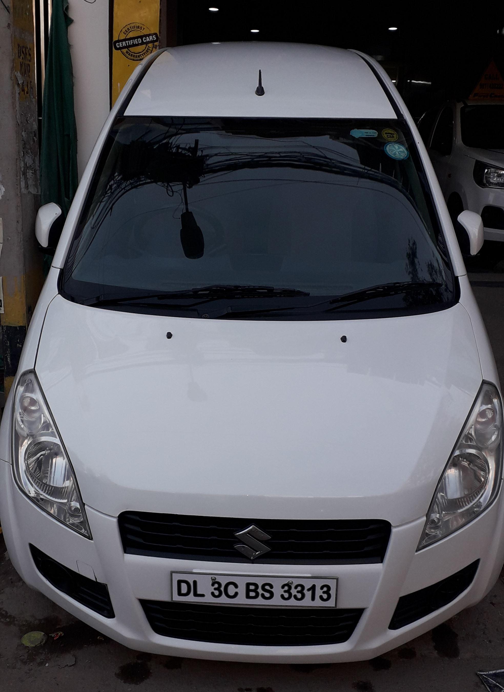 2011 Used Maruti Suzuki Ritz LXI BS IV
