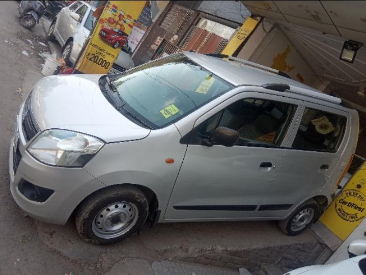 2014 Used Maruti Suzuki Wagon R 1.0 LXI CNG