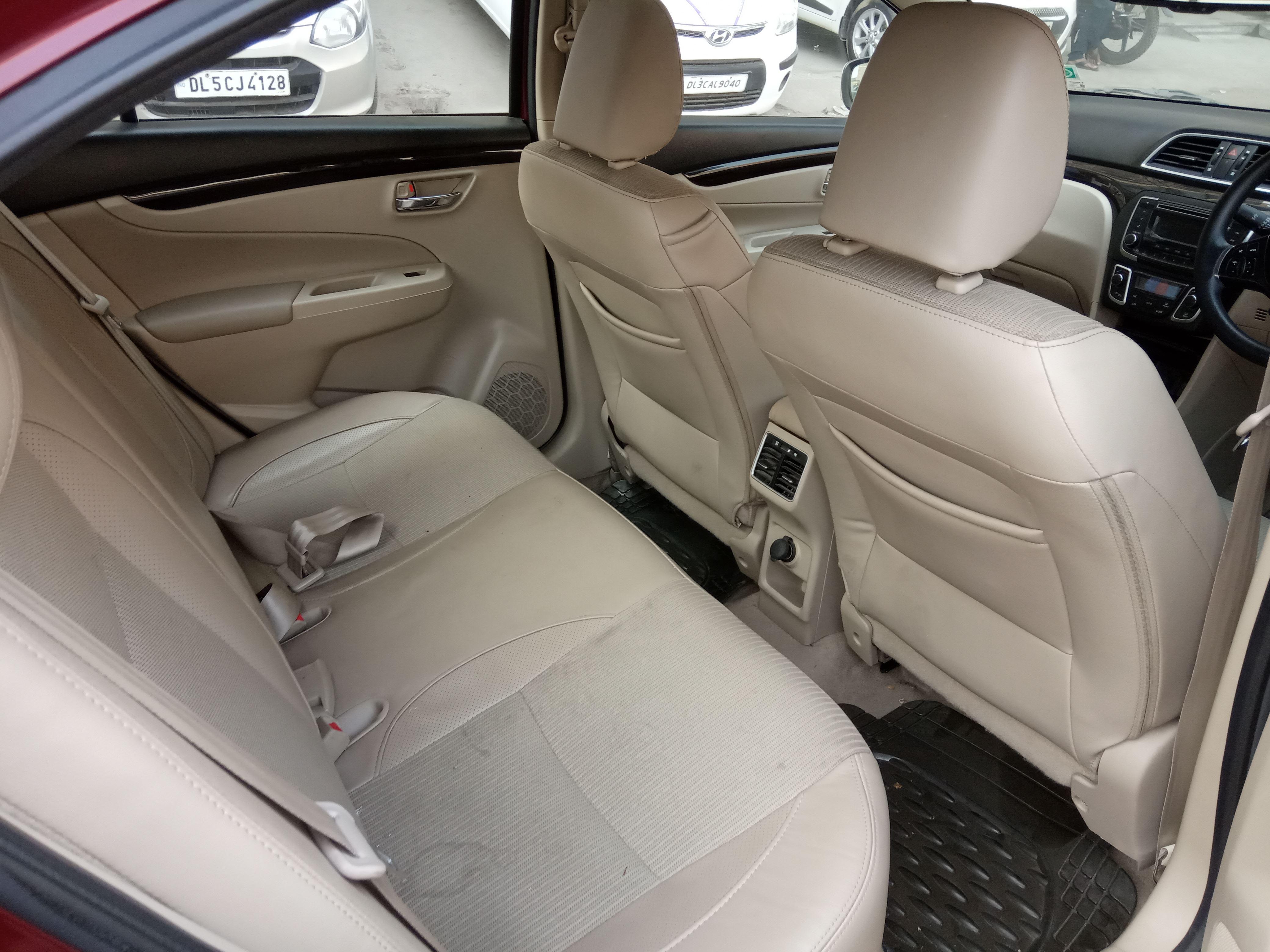 2017 Used Maruti Suzuki Ciaz ZXI AT