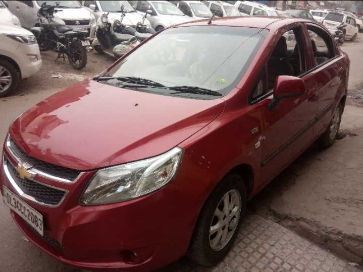 2013 Used Chevrolet Sail 1.2 LT ABS