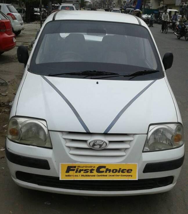 2011 Used Hyundai Santro Xing GL