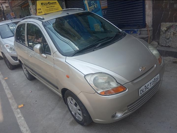 2008 Used Chevrolet Spark LT 1.0