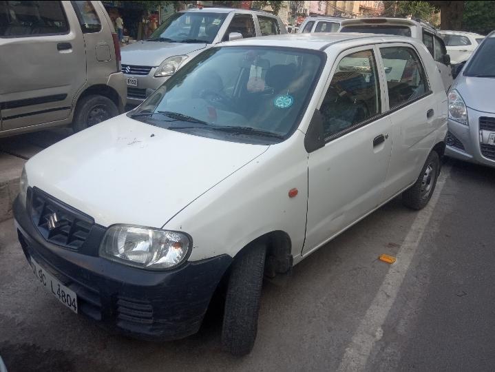 2009 Used MARUTI SUZUKI ALTO LXI