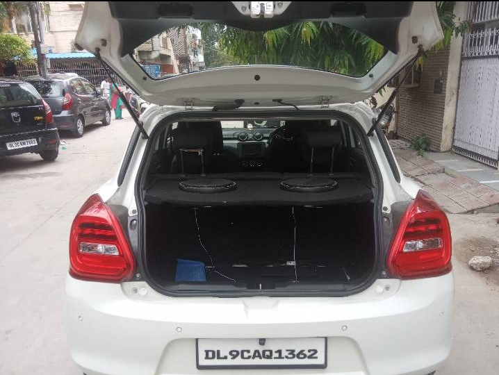 2018 Used MARUTI SUZUKI SWIFT ZXI