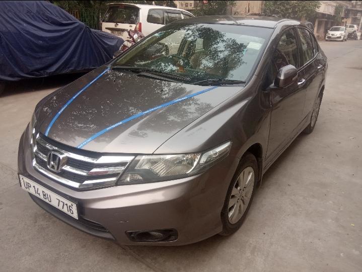 2012 Used Honda City 1.5 V MT