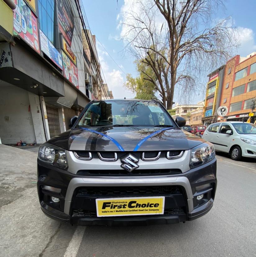 2018 Used Maruti Suzuki Vitara Brezza VDi