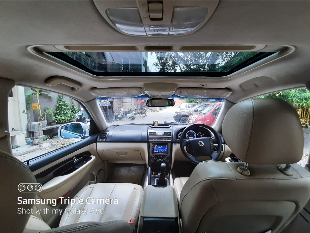 2015 Used Ssangyong Rexton RX6