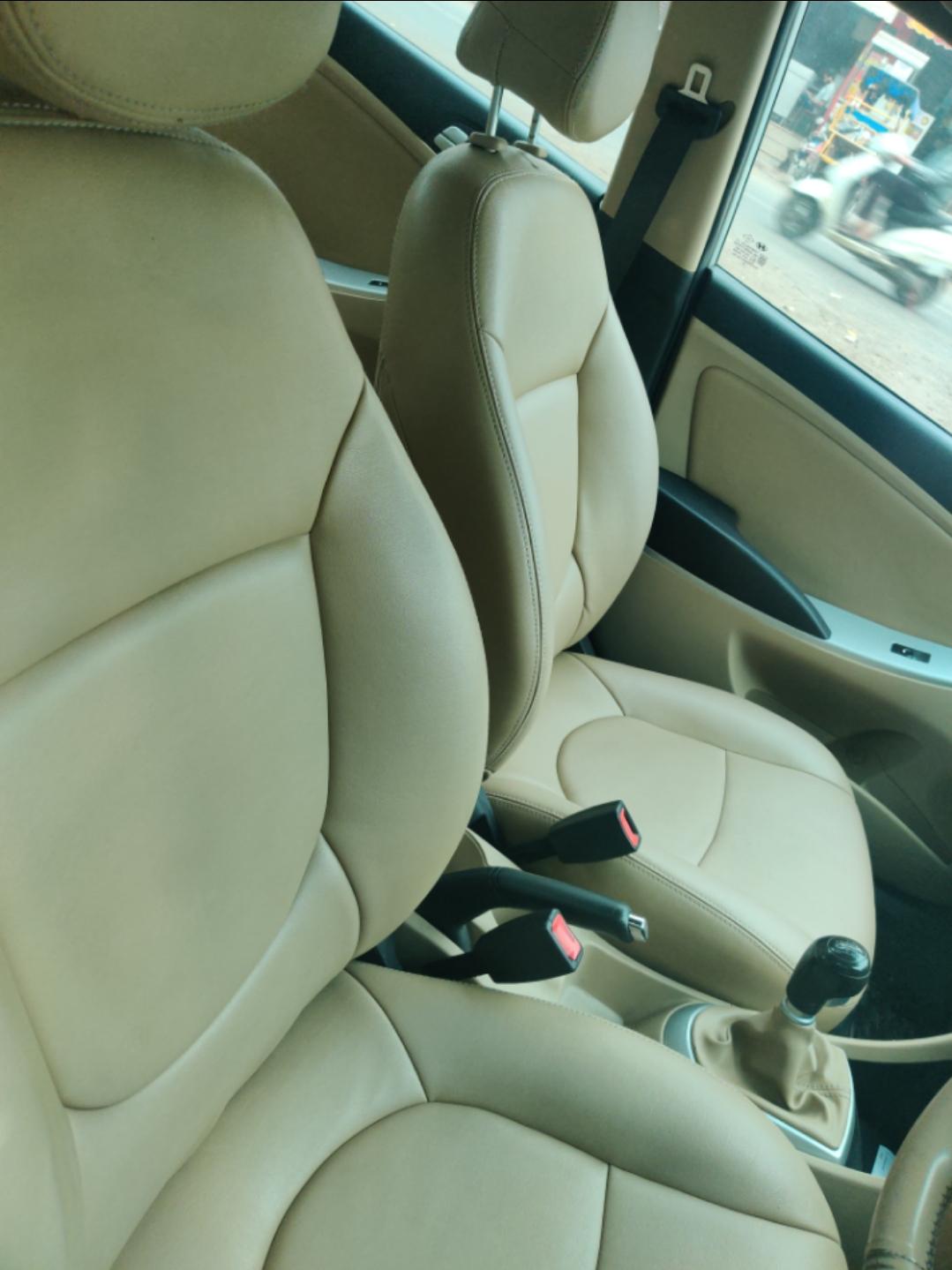 2014 Used Hyundai Verna 1.4 GL CRDI MT