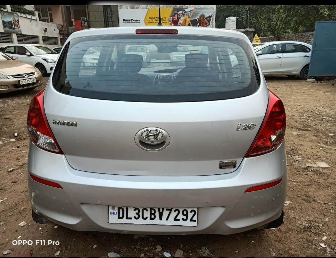 2012 Used Hyundai I20 SPORTZ 1.2 BS IV