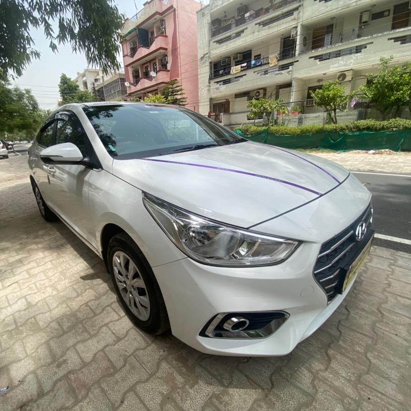 2019 Used Hyundai Verna 1.4 CRDI EX