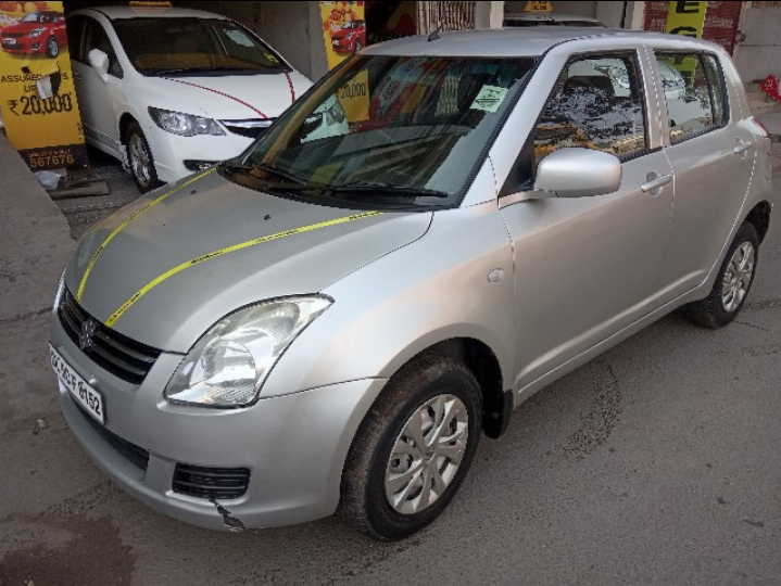 2010 Used MARUTI SUZUKI SWIFT LXI 1.2 BS IV