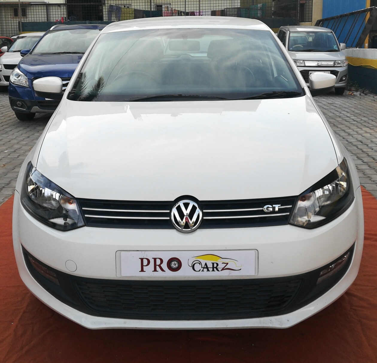 2013 Used VOLKSWAGEN POLO 1.5 TDI HIGH LINE