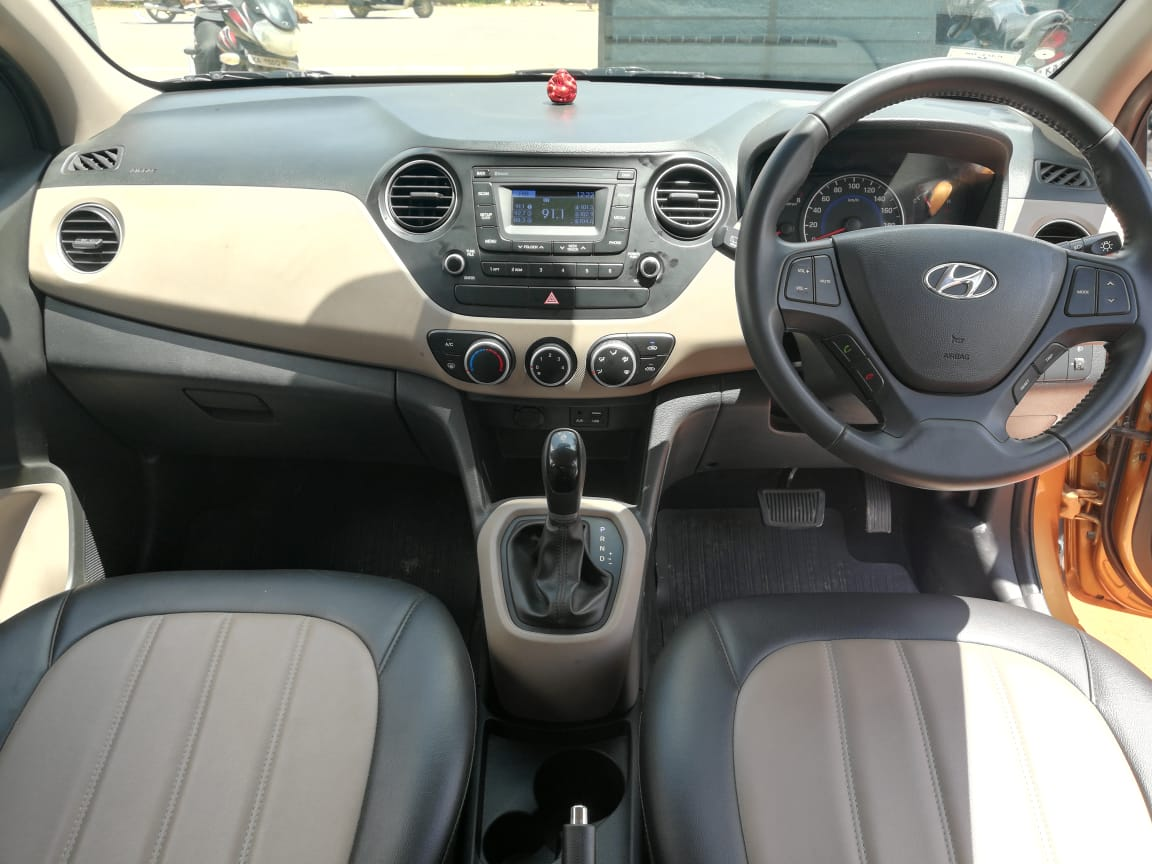 2016 Used HYUNDAI GRAND I10 1.2 KAPPA ASTA AT