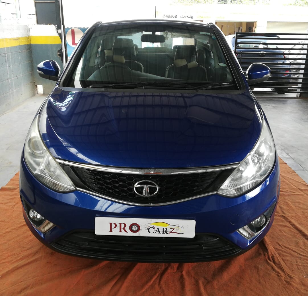 2014 Used TATA ZEST XT RT 90PS