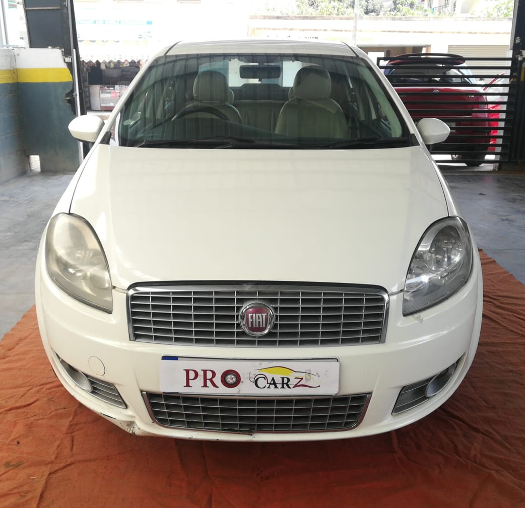 2011 Used FIAT LINEA EMOTION 1.4