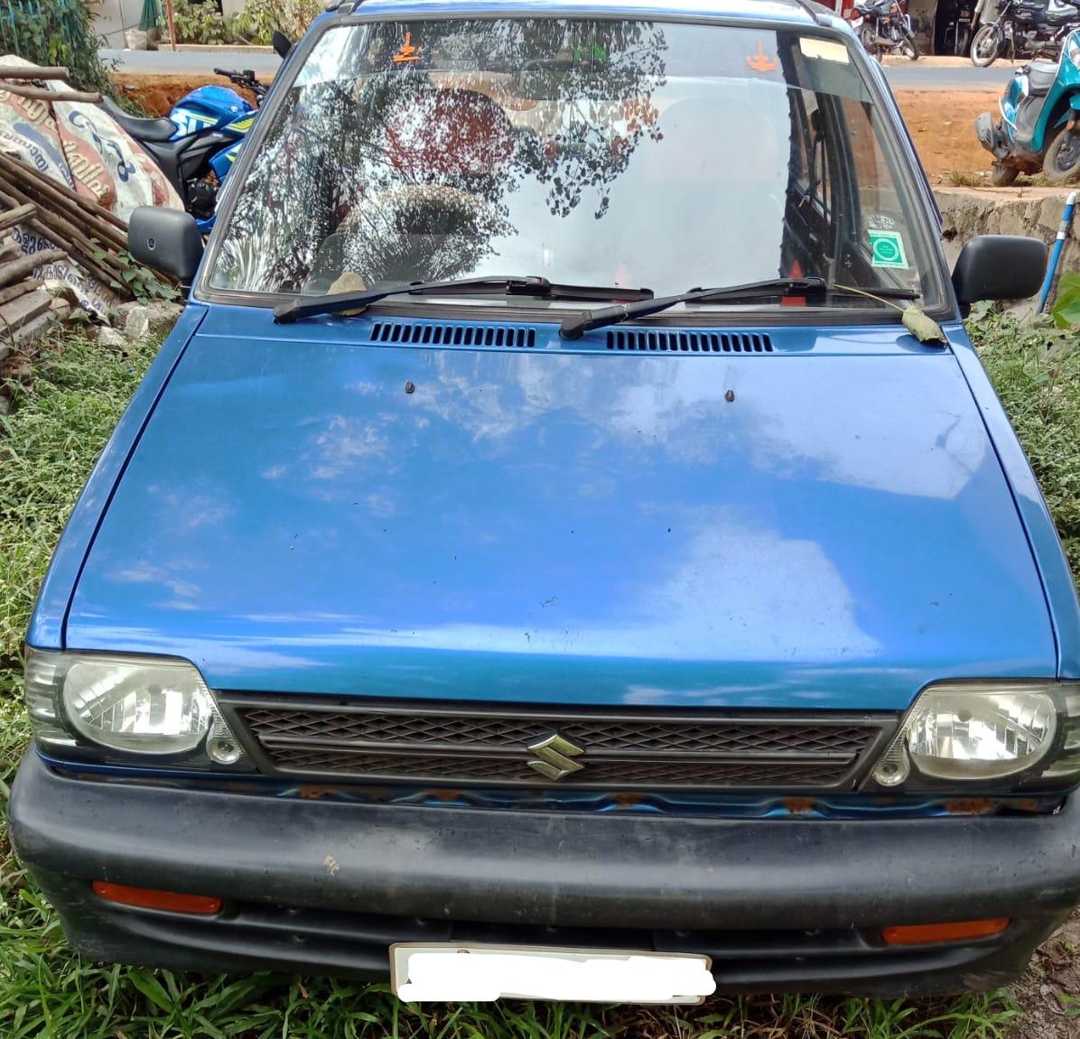 2007 Used Maruti Suzuki 800 STD BS III