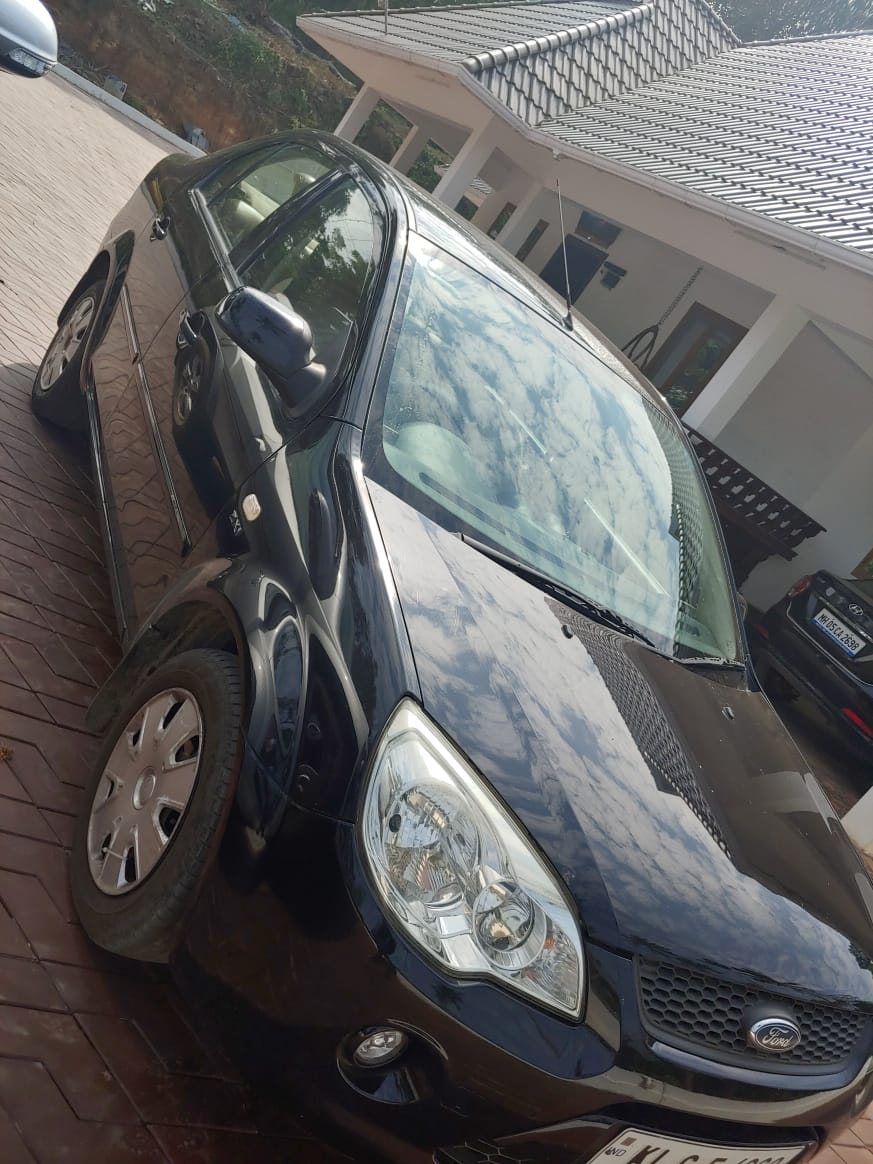 2010 Used Ford Fiesta ZXI 1.4 TDCI ABS