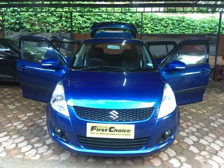 2012 Used Maruti Suzuki Swift VXI