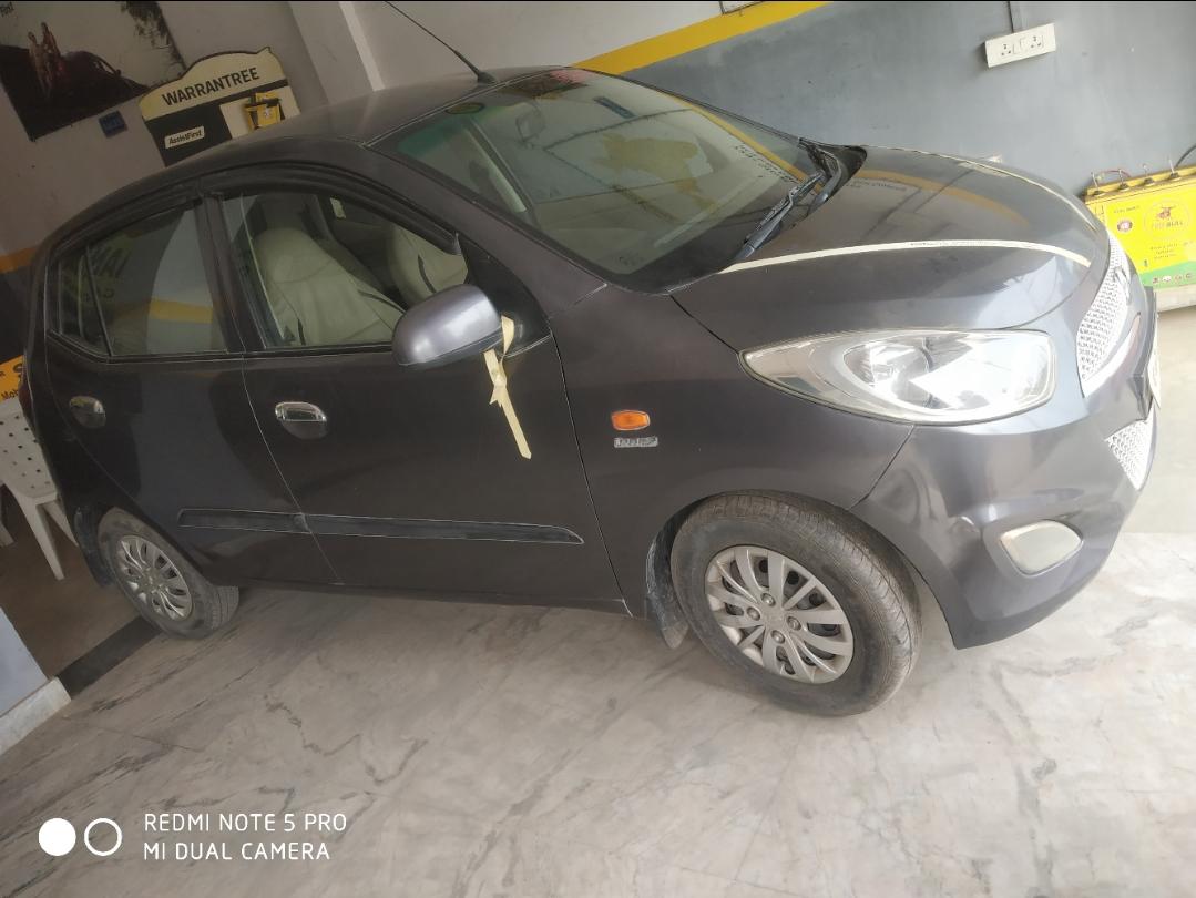2014 Used Hyundai I10 SPORTZ 1.2 KAPPA2