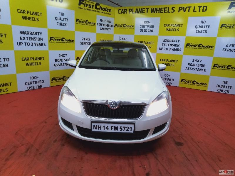 2016 Used Skoda Rapid ACTIVE 1.6 MPFI MT