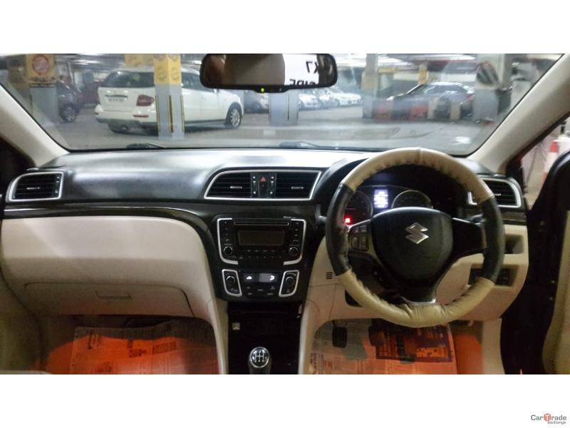 2014 Used Maruti Suzuki Ciaz ZXI MT