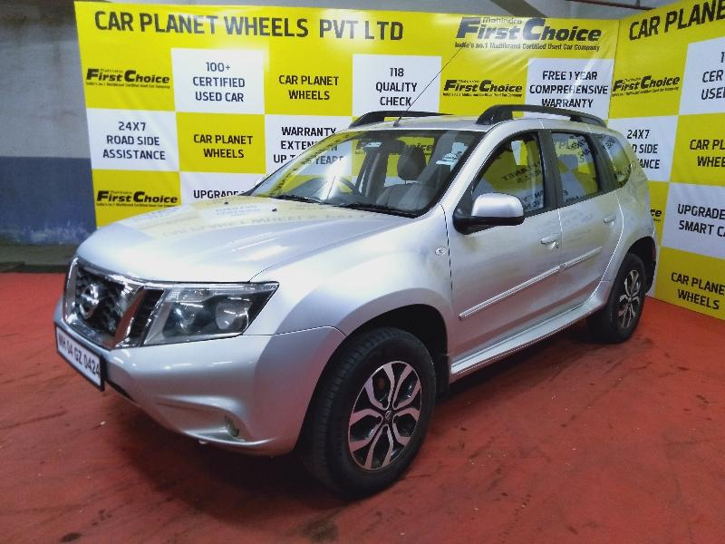 Used Nissan Terrano In Thane Used Cars In Thane Mahindra First