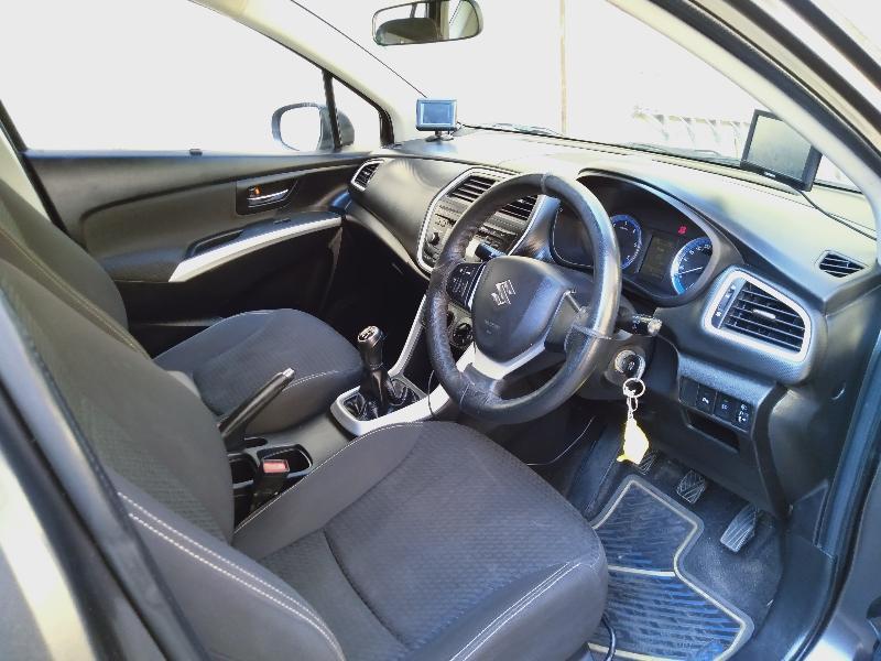 2015 Used Maruti Suzuki S Cross 1.3 DELTA