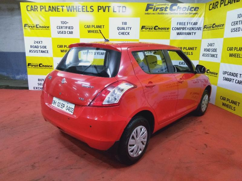 2017 Used Maruti Suzuki Swift VXI