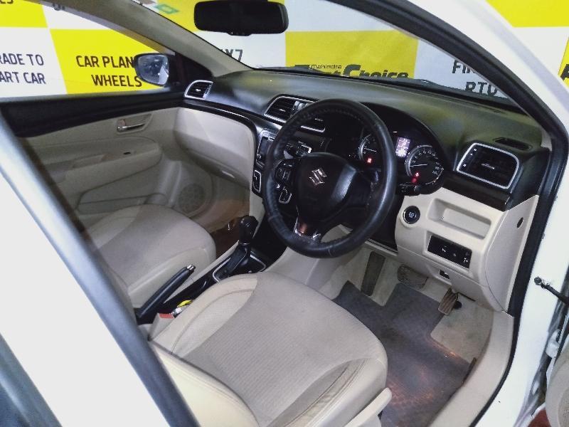 2015 Used Maruti Suzuki Ciaz ZXI AT