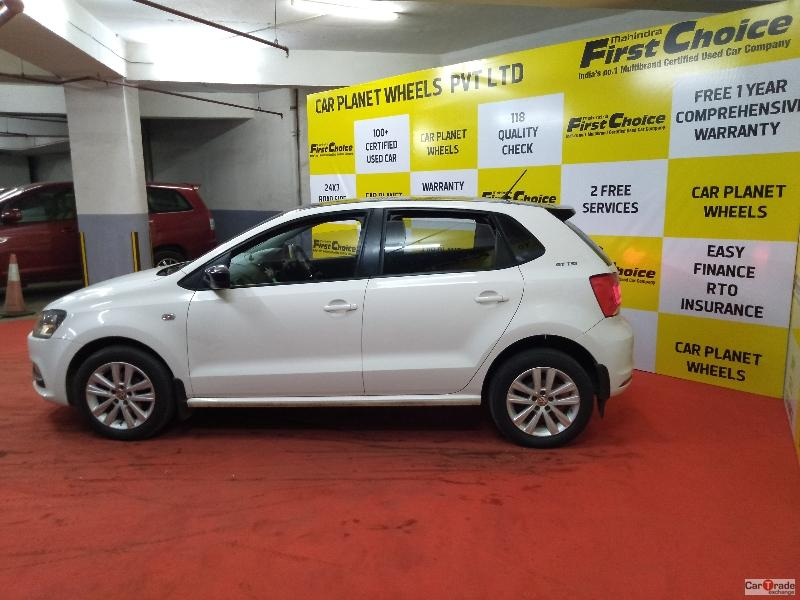 2015 Used Volkswagen Polo GT TSI 1.2 PETROL AT