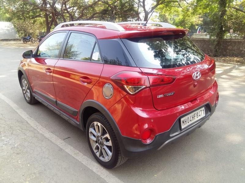 2016 Used Hyundai I20 Active 1.2 S