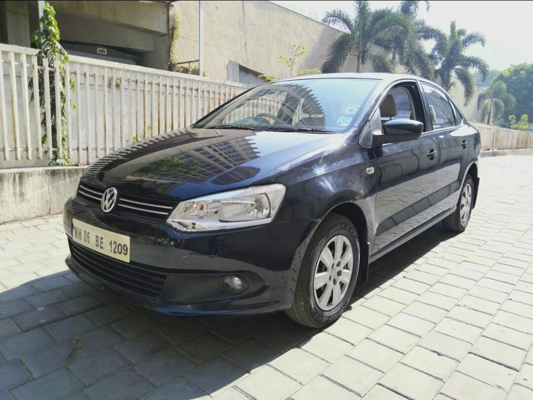 Volkswagen Vento Comfortline Mt Petrol Mahindra First Choice