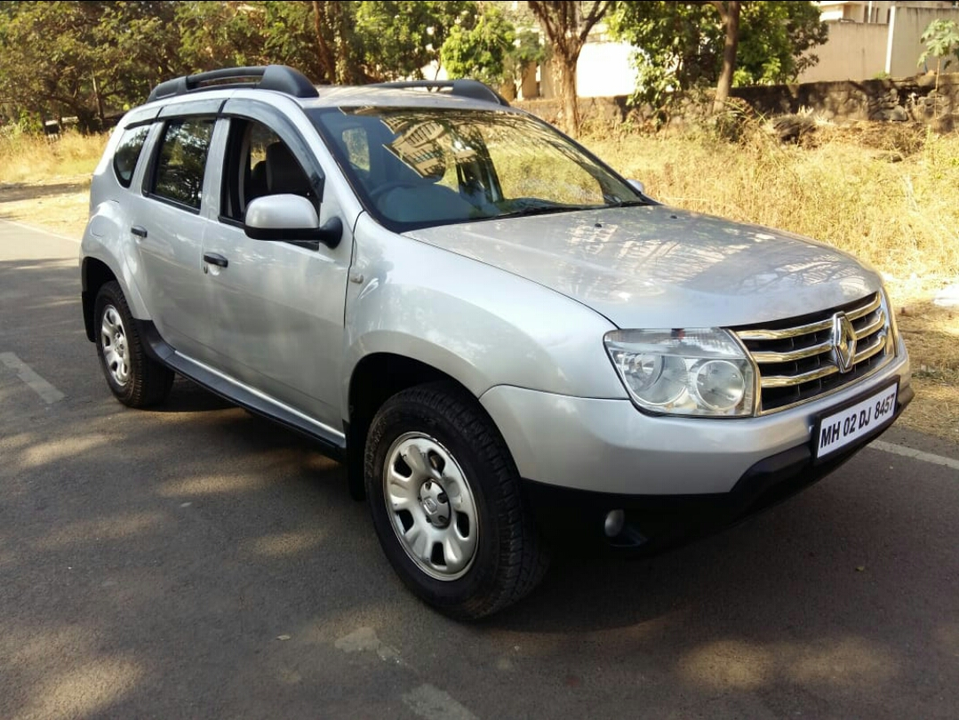 2014 Used Renault Duster RXL PLUS DIESEL 85