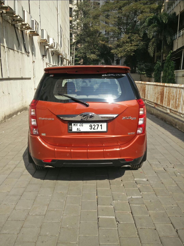 2015 Used Mahindra Xuv 500 W10