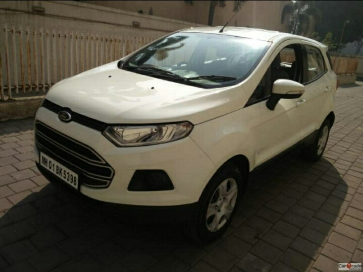 2013 Used FORD ECOSPORT TREND 1.5 TI VCT