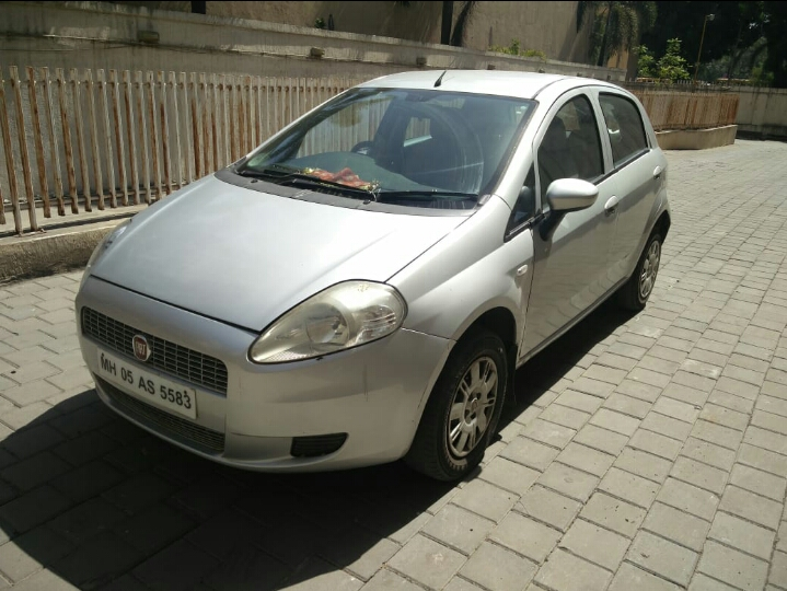 2010 Used FIAT GRAND PUNTO ACTIVE 1.2