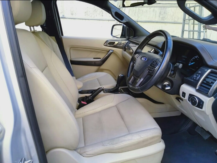 2016 Used Ford Endeavour TREND 3.2 4X4 AT