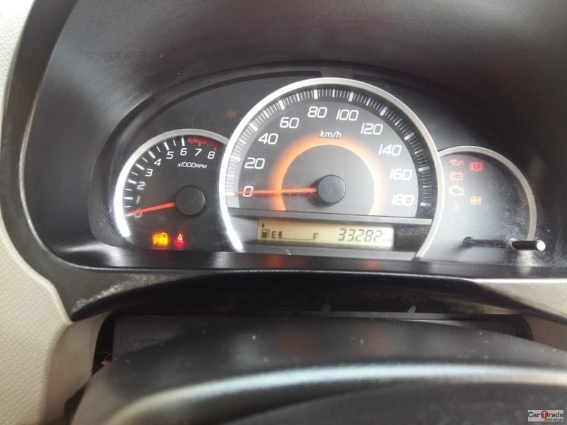 2015 Used Maruti Suzuki Wagon R 1.0 VXI
