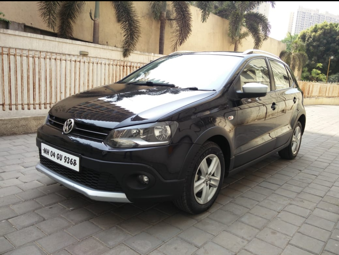2015 Used VOLKSWAGEN CROSS POLO(2013_2015) 1.2 MPI