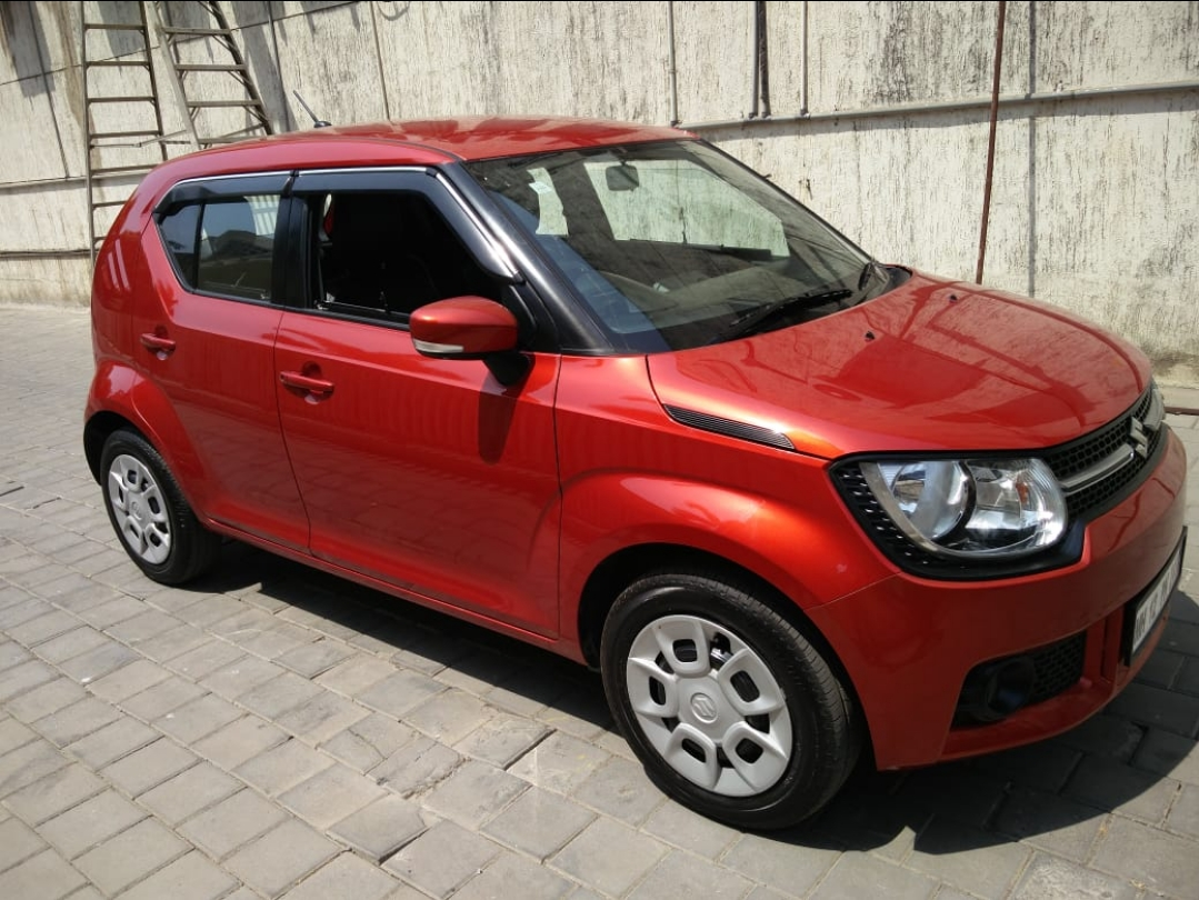2017 Used MARUTI SUZUKI IGNIS DELTA 1.2 AT