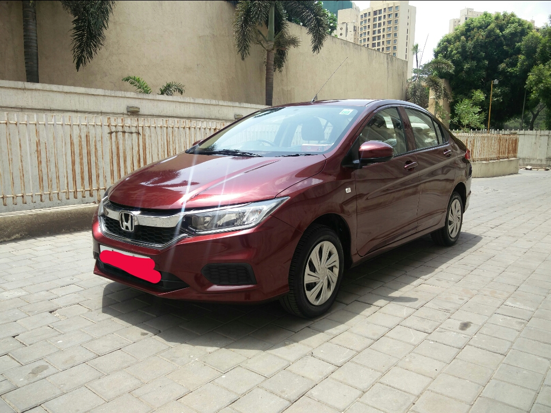2017 Used Honda City 1.5 S MT