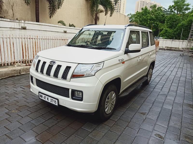 2016 Used Mahindra Tuv 300 T6