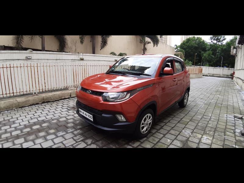 2016 Used Mahindra Kuv100 K4 6 SEATER DIESEL