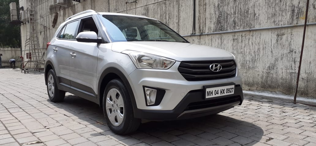 2017 Used HYUNDAI CRETA 1.4 CRDI S PLUS